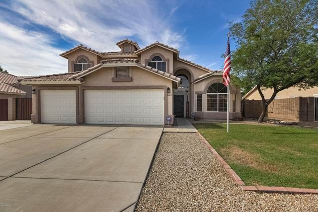 8405 W Willowbrook Drive, Peoria, AZ 85382 (MLS #6085893) :: The Bill and Cindy Flowers Team