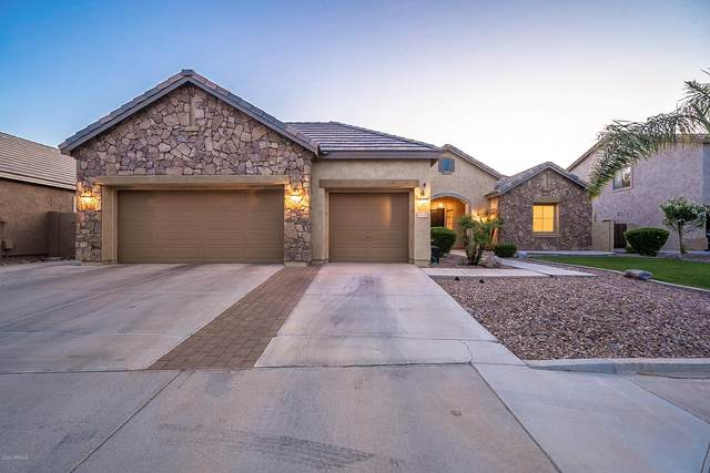 4110 S Lafayette Place, Chandler, AZ 85249 (MLS #6085931) :: Lux Home Group at  Keller Williams Realty Phoenix