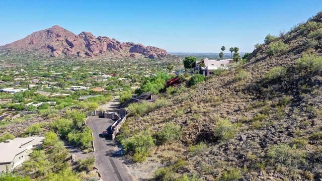 4323 E Upper Ridge Way, Paradise Valley, AZ 85253 (MLS #6086276) :: Elite Home Advisors