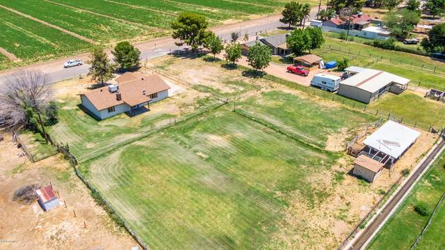 19101 E Via Del Jardin, Queen Creek, AZ 85142 (MLS #6086692) :: My Home Group