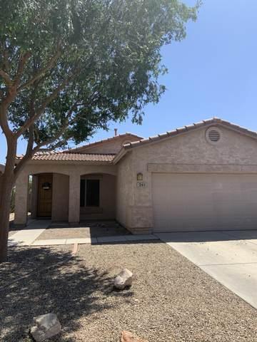 241 E Mountain View Road, San Tan Valley, AZ 85143 (MLS #6087069) :: My Home Group