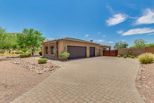 3700 S Quail Crest Street, Gold Canyon, AZ 85118 (MLS #6087488) :: Revelation Real Estate