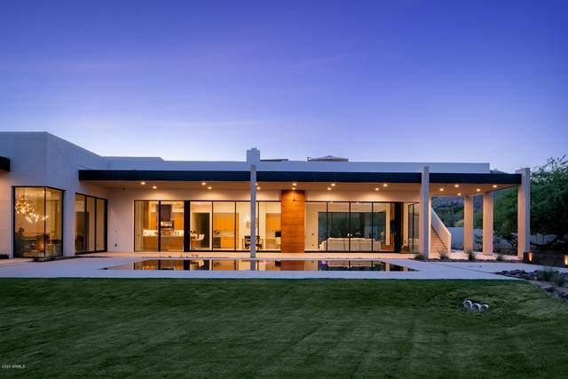 6341 N 44TH Street, Paradise Valley, AZ 85253 (MLS #6087518) :: Brett Tanner Home Selling Team