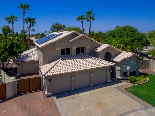 6569 W Lone Cactus Drive, Glendale, AZ 85308 (MLS #6087841) :: The Laughton Team