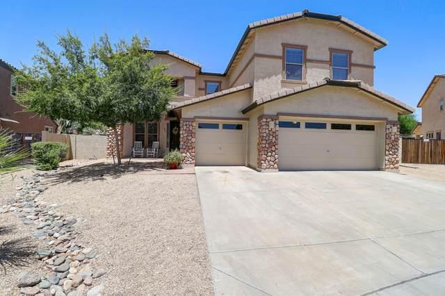 14684 N 138TH Avenue, Surprise, AZ 85379 (MLS #6088123) :: neXGen Real Estate