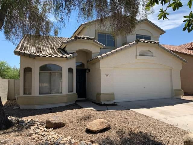 1171 N 159TH Drive, Goodyear, AZ 85338 (MLS #6088305) :: Devor Real Estate Associates