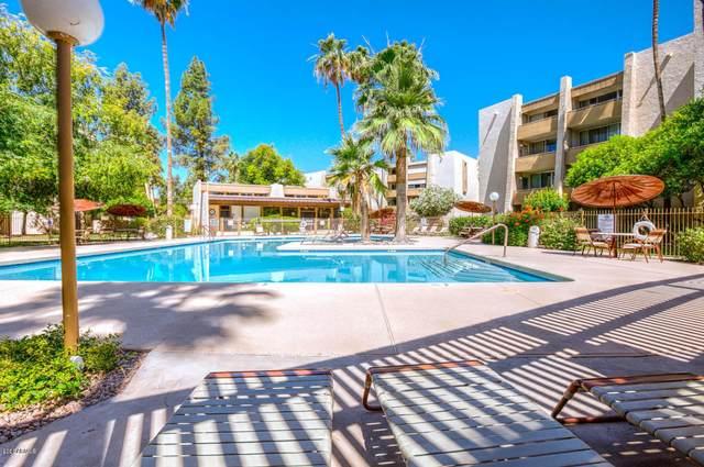 7625 E Camelback Road A238, Scottsdale, AZ 85251 (MLS #6088643) :: Long Realty West Valley