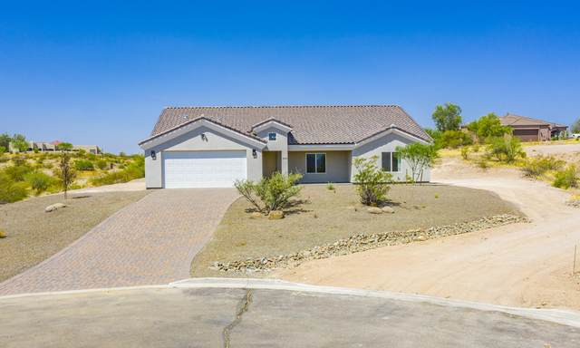2502 Lupine Lane, Wickenburg, AZ 85390 (MLS #6088687) :: Lifestyle Partners Team