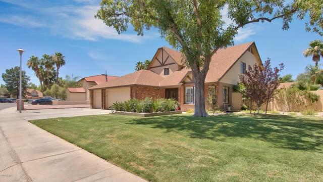 5856 E Tierra Buena Lane, Scottsdale, AZ 85254 (MLS #6089320) :: Kepple Real Estate Group