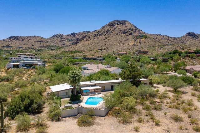 7815 N Foothill Drive S, Paradise Valley, AZ 85253 (#6089623) :: AZ Power Team   RE/MAX Results