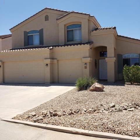 2137 N St Francis Place, Casa Grande, AZ 85122 (MLS #6090176) :: Keller Williams Realty Phoenix