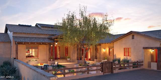 8510 E Tecolote Circle, Scottsdale, AZ 85266 (MLS #6090319) :: Elite Home Advisors