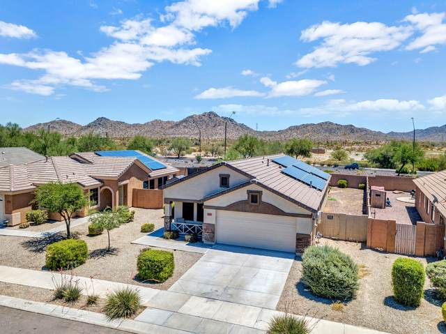 12691 S 175TH Avenue, Goodyear, AZ 85338 (MLS #6090439) :: Klaus Team Real Estate Solutions
