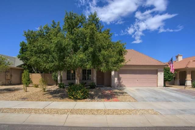 69 N 169th Drive, Goodyear, AZ 85338 (MLS #6090625) :: Conway Real Estate
