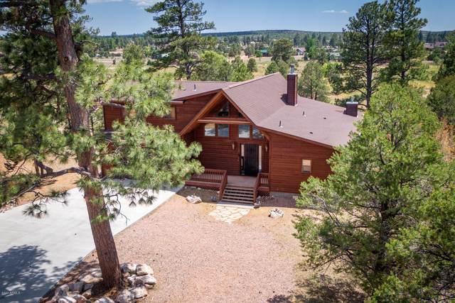 2231 Fairway Drive, Overgaard, AZ 85933 (MLS #6090892) :: Devor Real Estate Associates