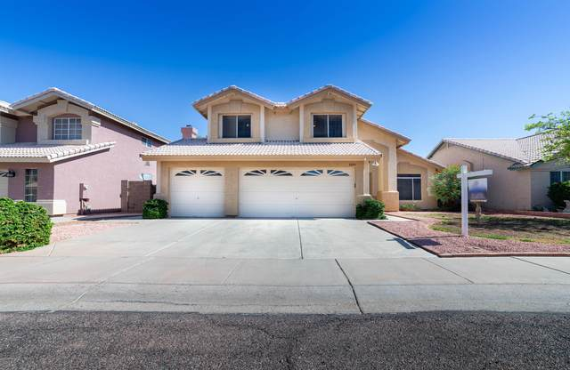 8644 W Joan De Arc Avenue, Peoria, AZ 85381 (MLS #6091020) :: Klaus Team Real Estate Solutions