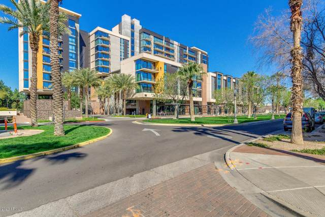 200 W Portland Street #414, Phoenix, AZ 85003 (MLS #6091098) :: The Laughton Team
