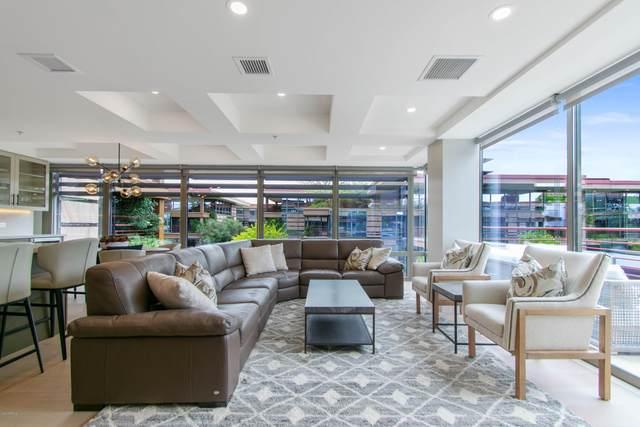 7141 E Rancho Vista Drive #6012, Scottsdale, AZ 85251 (MLS #6091228) :: Brett Tanner Home Selling Team