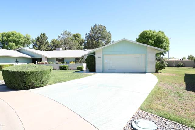 12839 W Peach Blossom Drive, Sun City West, AZ 85375 (MLS #6091824) :: Nate Martinez Team