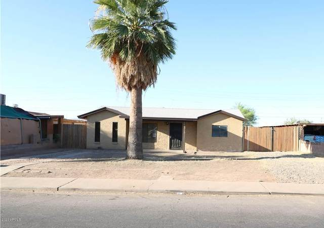 3003 W Madison Street, Phoenix, AZ 85009 (MLS #6091878) :: Brett Tanner Home Selling Team