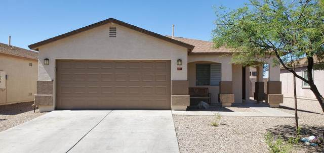 1244 E Renegade Trail, San Tan Valley, AZ 85143 (MLS #6091879) :: The Daniel Montez Real Estate Group