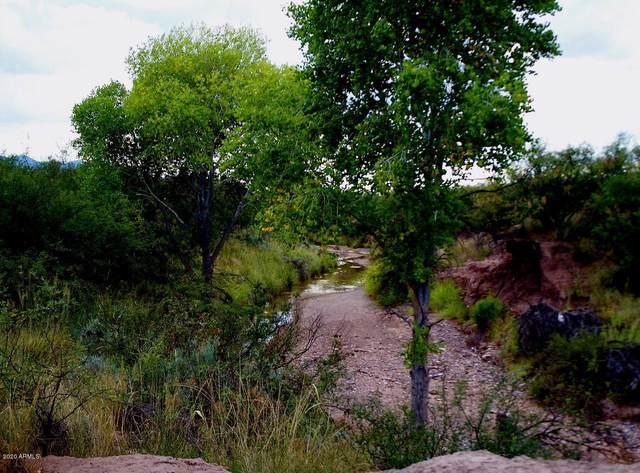 Lot 4 E Hunt Road, Huachuca City, AZ 85616 (MLS #6092006) :: Service First Realty