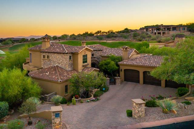 9144 N Fireridge Trail, Fountain Hills, AZ 85268 (MLS #6092042) :: Arizona 1 Real Estate Team