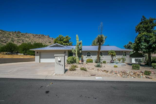 12802 N 17TH Avenue, Phoenix, AZ 85029 (MLS #6092510) :: Devor Real Estate Associates
