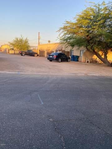 2061 S Apache Drive, Apache Junction, AZ 85120 (MLS #6092524) :: Brett Tanner Home Selling Team