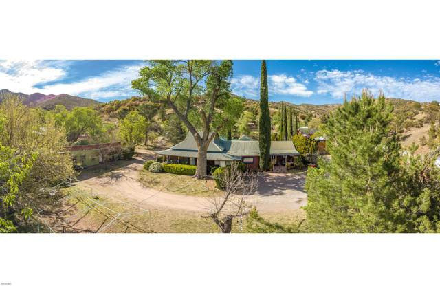 901 Tombstone Canyon Canyon, Bisbee, AZ 85603 (MLS #6092530) :: Long Realty West Valley