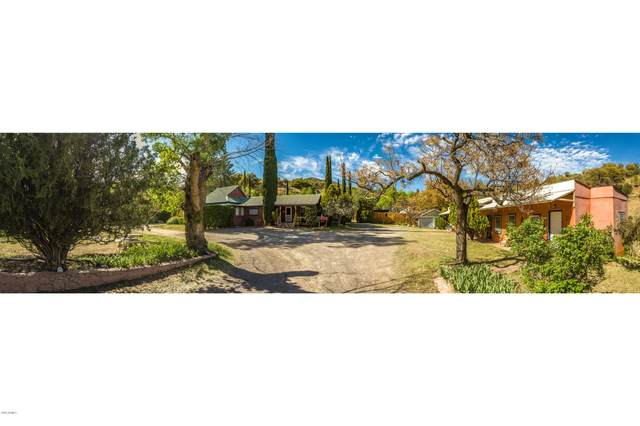901 Tombstone Cyn/Mile Canyon H, Bisbee, AZ 85603 (MLS #6092621) :: Brett Tanner Home Selling Team