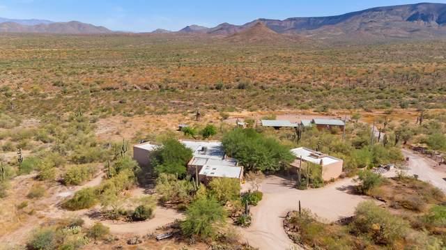 45702 N 18th Street, New River, AZ 85087 (MLS #6092977) :: Devor Real Estate Associates