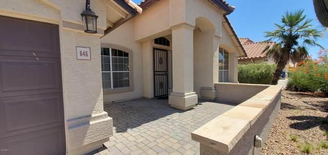 646 W Madero Avenue, Mesa, AZ 85210 (MLS #6093048) :: Brett Tanner Home Selling Team