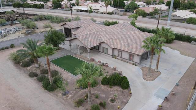 9415 S Calle Vauo Nawi, Guadalupe, AZ 85283 (MLS #6093071) :: The Garcia Group