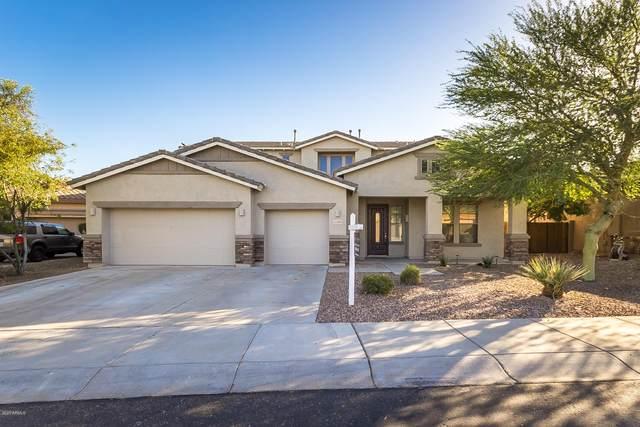 12335 W Milton Drive, Peoria, AZ 85383 (MLS #6093072) :: Howe Realty