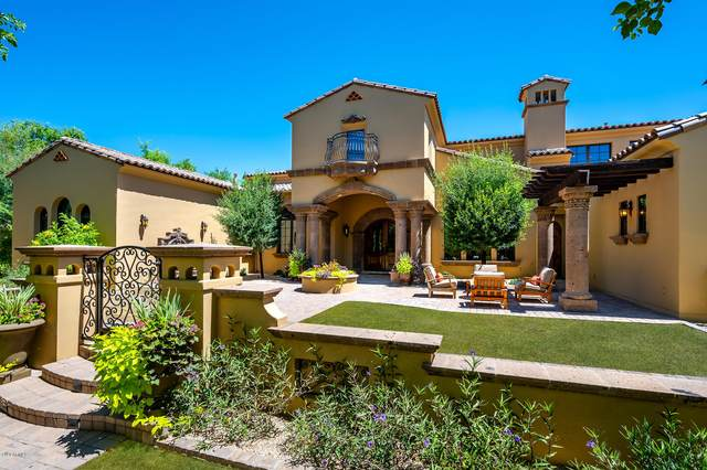 9820 E Parkside Lane, Scottsdale, AZ 85255 (MLS #6093505) :: Lifestyle Partners Team