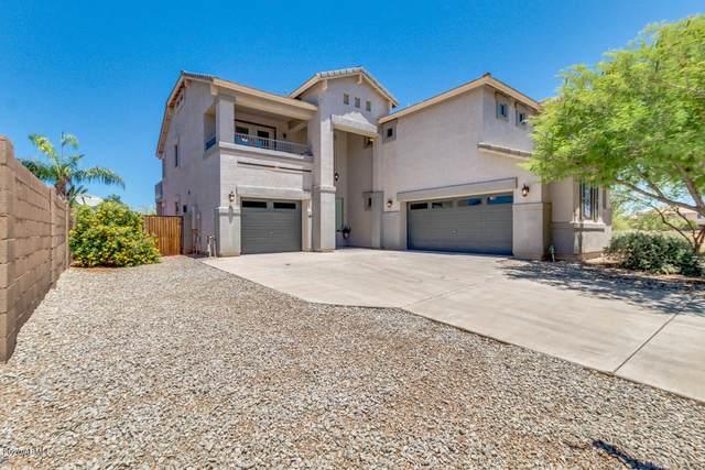 1304 W Holstein Trail, San Tan Valley, AZ 85143 (MLS #6093884) :: Klaus Team Real Estate Solutions