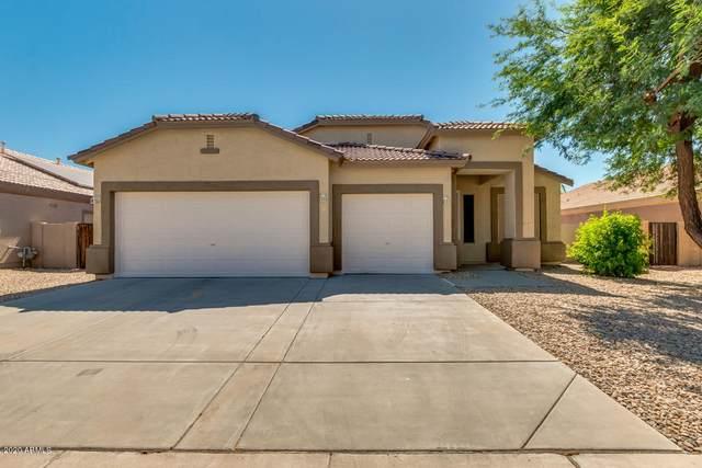 12075 N 141ST Lane, Surprise, AZ 85379 (MLS #6094184) :: Klaus Team Real Estate Solutions