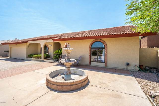15507 E Thistle Drive, Fountain Hills, AZ 85268 (MLS #6094429) :: The Results Group