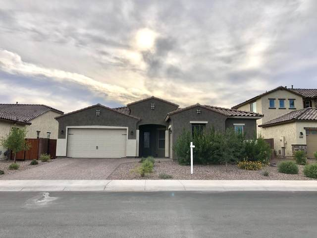 7306 S Lancaster Street, Gilbert, AZ 85298 (MLS #6094437) :: Openshaw Real Estate Group in partnership with The Jesse Herfel Real Estate Group