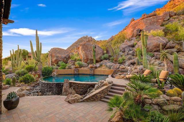 24280 N 112TH Place, Scottsdale, AZ 85255 (MLS #6095019) :: My Home Group