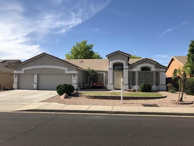 6338 E Hermosa Vista Drive, Mesa, AZ 85215 (MLS #6095305) :: Yost Realty Group at RE/MAX Casa Grande