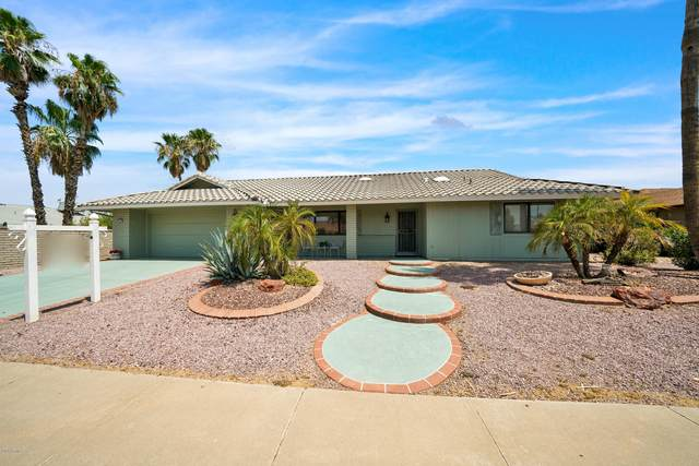 13610 W Pyracantha Drive, Sun City West, AZ 85375 (MLS #6095404) :: Selling AZ Homes Team