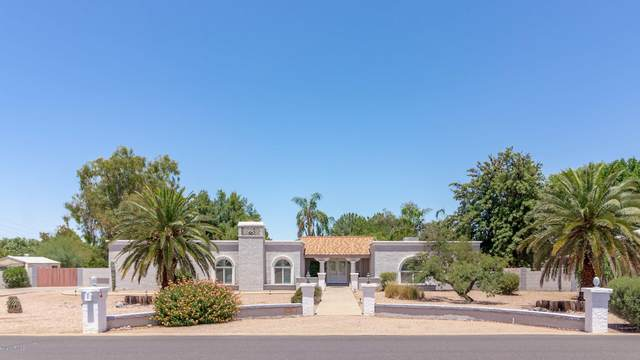 4030 E Edgewood Avenue, Mesa, AZ 85206 (MLS #6095641) :: The Daniel Montez Real Estate Group