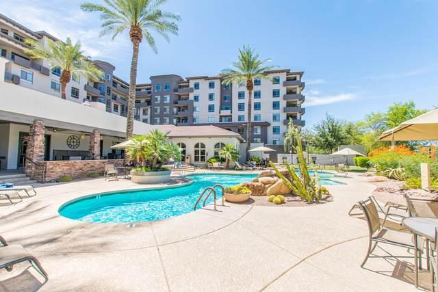 15802 N 71ST Street #204, Scottsdale, AZ 85254 (MLS #6095682) :: Long Realty West Valley