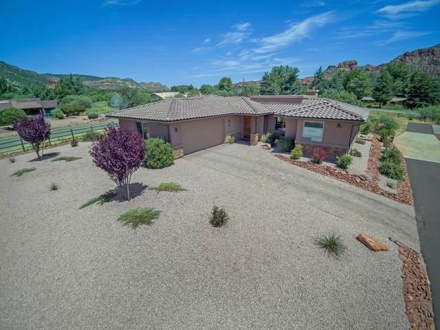 15 Brielle Lane, Sedona, AZ 86351 (MLS #6095726) :: The Garcia Group