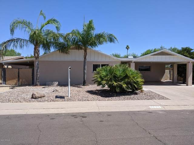 8714 E Palo Verde Drive, Scottsdale, AZ 85250 (MLS #6095872) :: Devor Real Estate Associates
