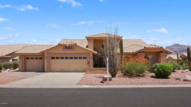 5789 S Creosote Drive, Gold Canyon, AZ 85118 (MLS #6095940) :: Klaus Team Real Estate Solutions