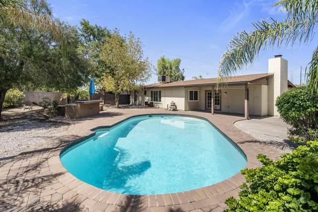 2916 W Straford Drive, Chandler, AZ 85224 (MLS #6096052) :: Lifestyle Partners Team