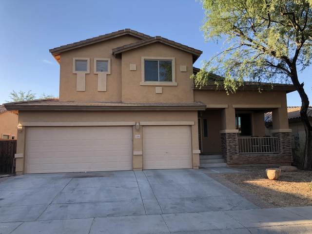 25606 W St. Kateri Drive, Buckeye, AZ 85326 (MLS #6096074) :: Klaus Team Real Estate Solutions